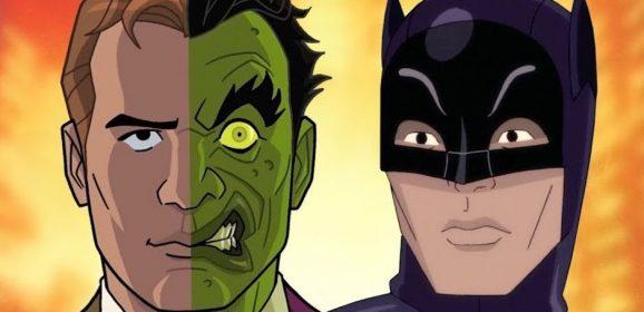 SHATNER & WARD toHeadline BATMAN VS. TWO-FACE World Premiere