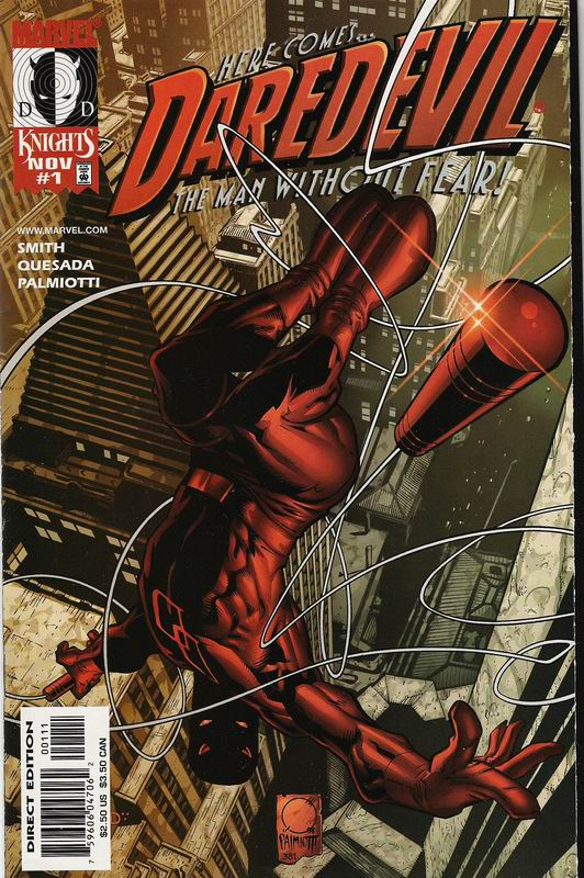 Daredevil 1 Marvel 1998