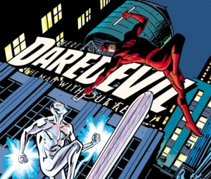 Chris Samnee's Daredevil #30 art for Marvel