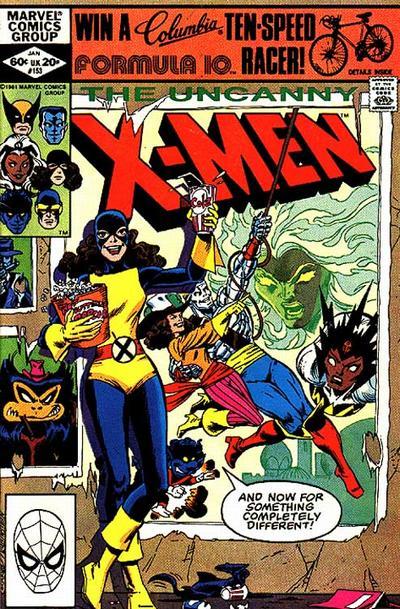 The Uncanny X-Men #153