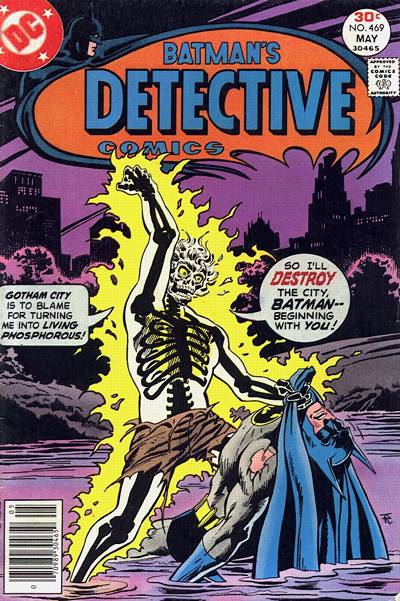 Englehart takes over but Rogers wouldn't join him until #471. That's a Jim Aparo cover, btw.