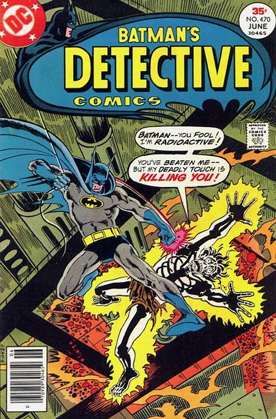 Another Aparo cover. Simonson on interiors.
