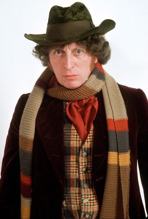 Dr. Who, Tom Baker