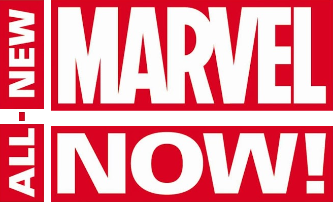 all new marvel now looking ahead from all new ghost rider to rh 13thdimension com marvel comics logo font marvel logo font free
