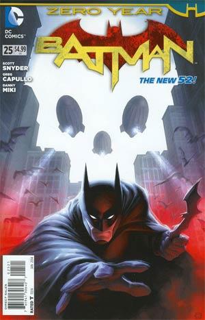 Ken Hunt, Batman #25