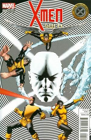 John Cassaday, X-Men Gold #1