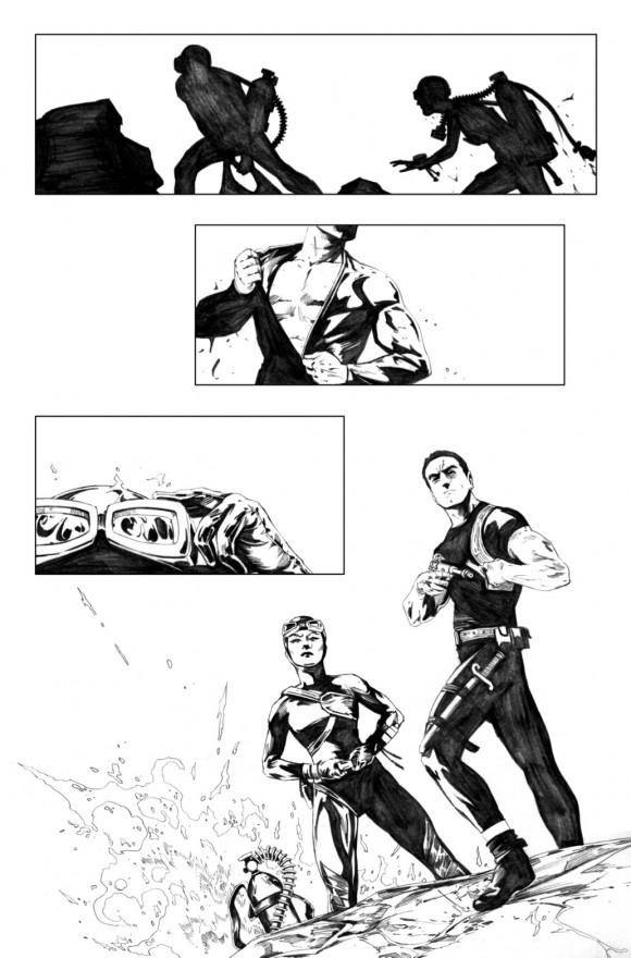 CodenameAction Page 2  for 13th Dimension copy
