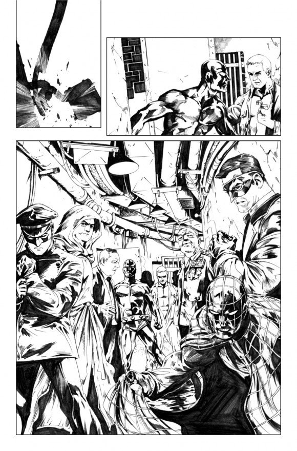 CodenameAction Page 6  for 13th Dimension copy
