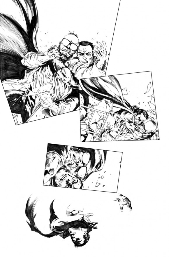 CodenameAction Page 8  for 13th Dimension copy