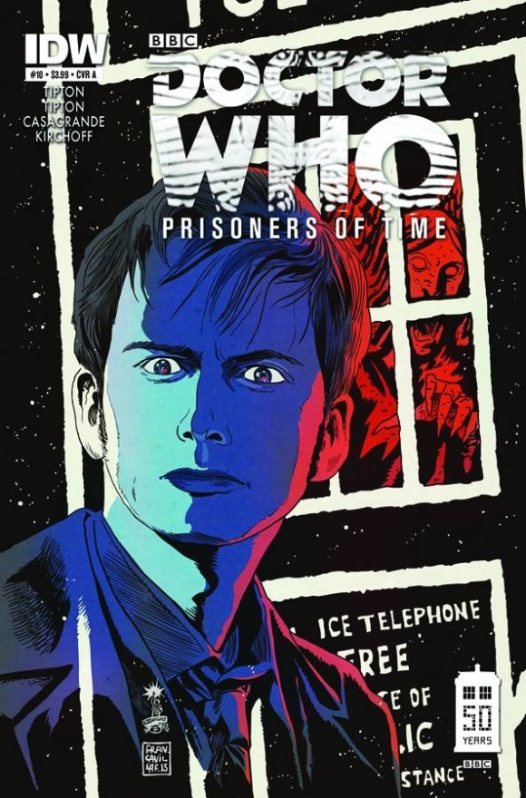 DOCTOR WHO PRISONERS OF TIME #10 (OF 12)