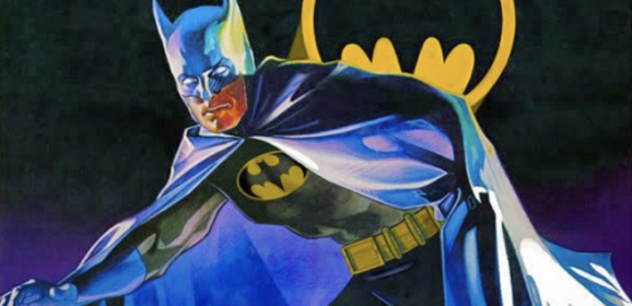 A BATMAN THANKSGIVING: A Poster, a Costume and a Brother's Love