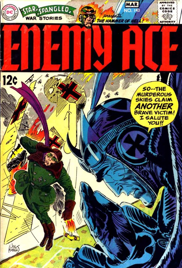 March 1969. Check out the Hammer's visage then go back and look at the cover to Detective #404.