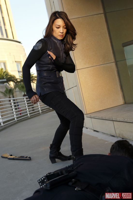 Ming-Na Wen as Agent May