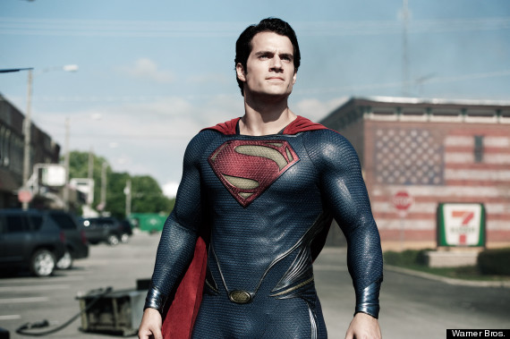 "A still from Warner Brothers' ""Man of Steel"""