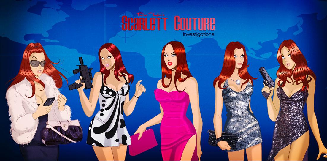 scarlettt style