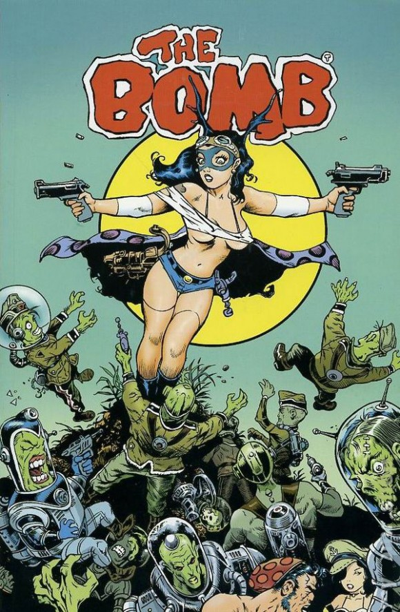 The Bomb Issue #1 by Steve Mannion