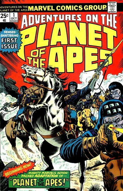 It is Apes Week, you know.
