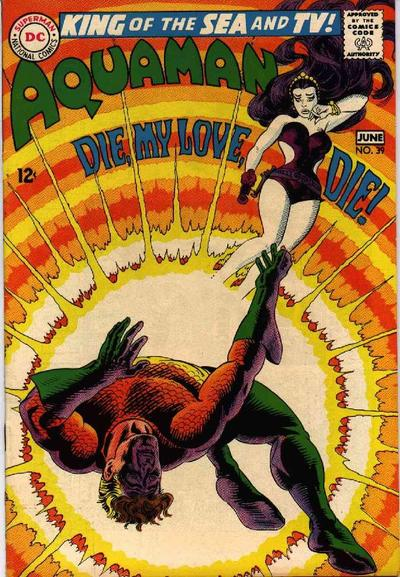 More Nick Cardy goodness.