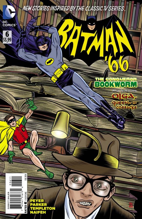 Main cover. Mike Allred art!