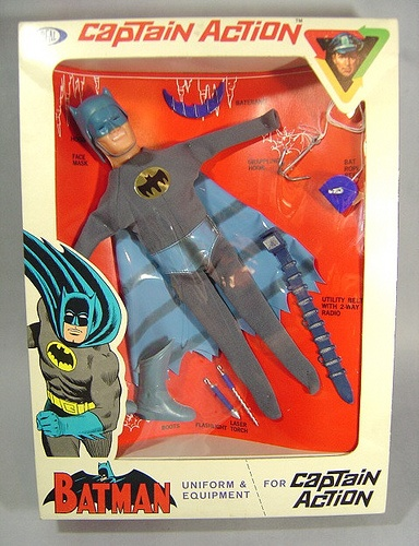 1966 Batman set