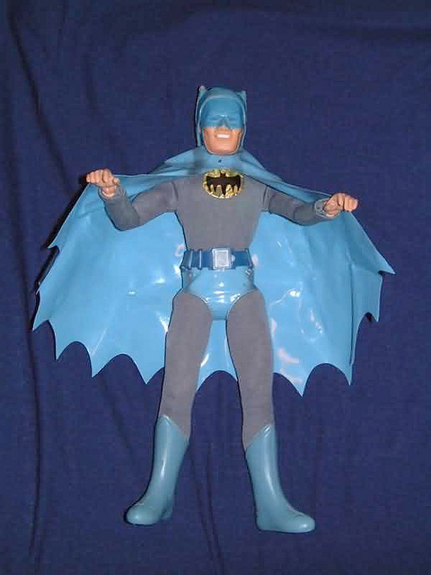 Captain Action The Secret Origin Of A Batman Toy 13th