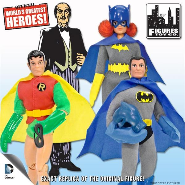 The forthcoming Wave 3. Alfred! Yes! REMOVABLE COWL BATMAN!! YES!!