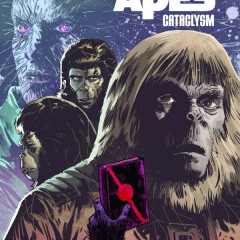 APES WEEK: Unpublished on the Planet of the Apes — Boom!