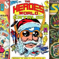 HEROES WORLD: The Catalogs of Childhood Joy