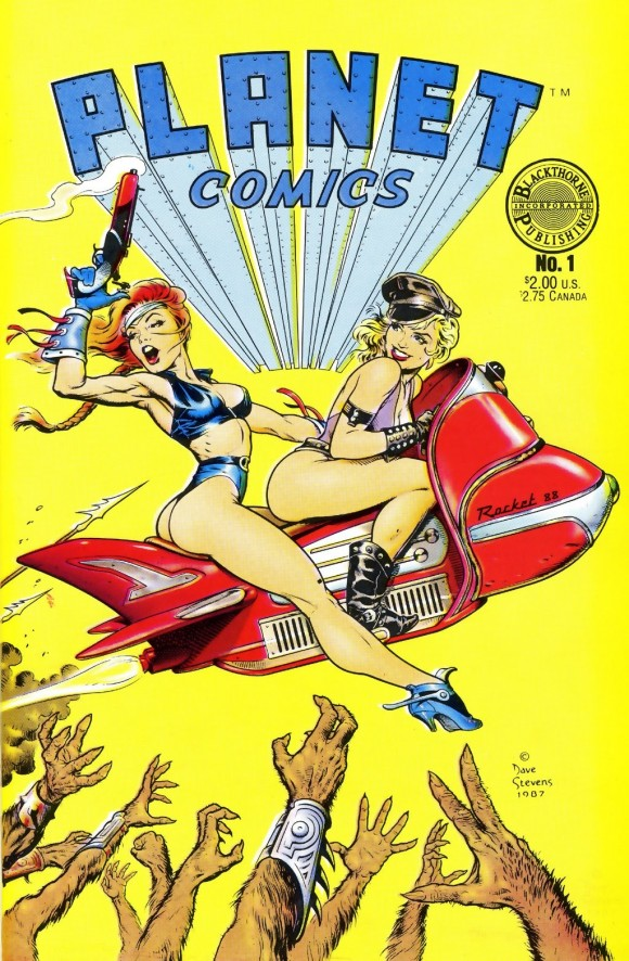 dave-stevens-planet-comics-1