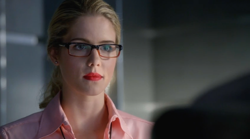 For the record, I'm on Team Felicity.