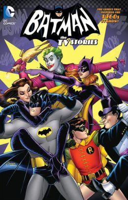 Holy Go-Go Checks, Batman!