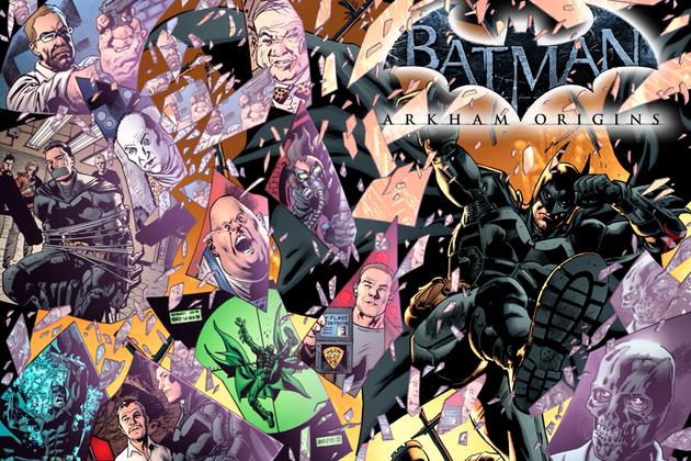 BATMAN-ARKHAM-ORIGINS-A-DC-Comics-MultiVerse-Graphic-Novel