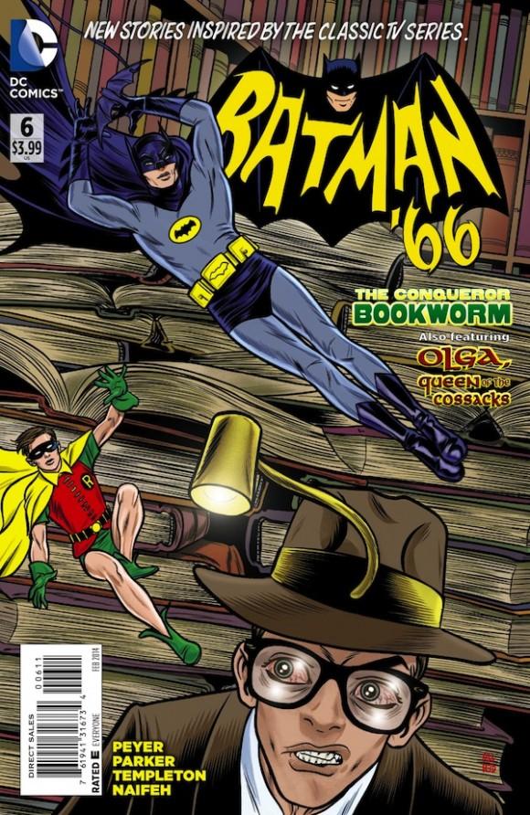 Batman-66-Main-6-Cover