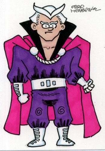 Goin' clubbing Magneto