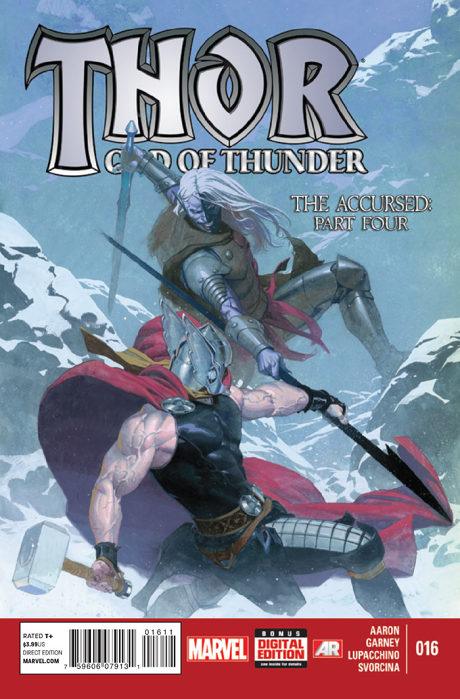What I'm Reading, by RON MARZ | 13th Dimension, Comics ...  Thor