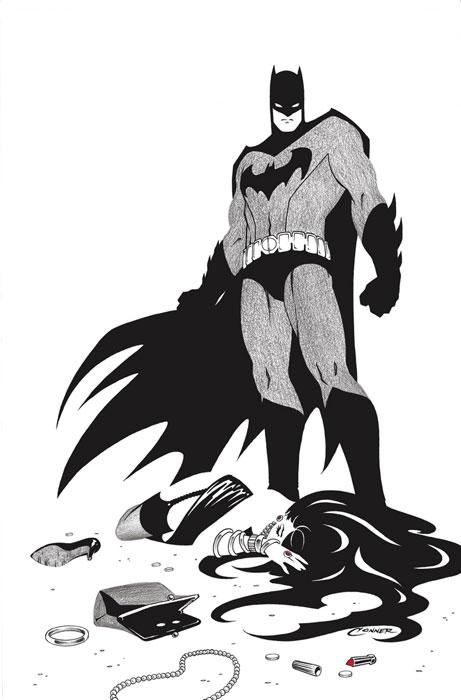 batmanblackandwhite
