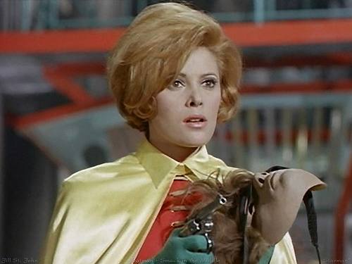 Says David Gallaher: Jill St. John, just sayin', was Carrie Kelly, before Carrie Kelly was cool.