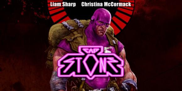 Sharp's Cap Stone