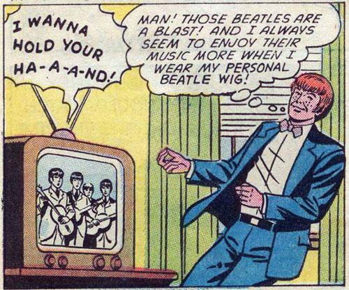 Jimmy Olsen #79 (1964), script by Leo Dorfman, art by George Papp