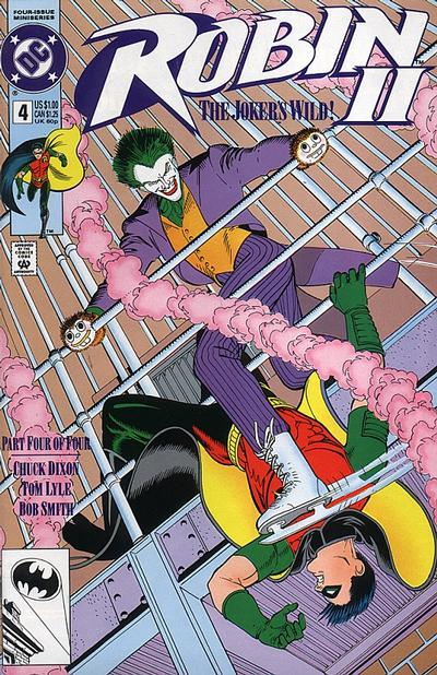 The Robin sequel miniseries. Variant cover by Kevin Maguire.