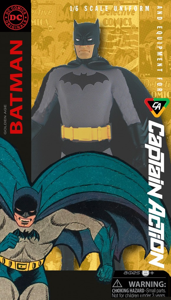 BATMAN Golden Basic copy