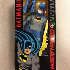 "TOY FAIR 2014 EXCLUSIVE: Captain Action — ""I Shall Become A Bat"""