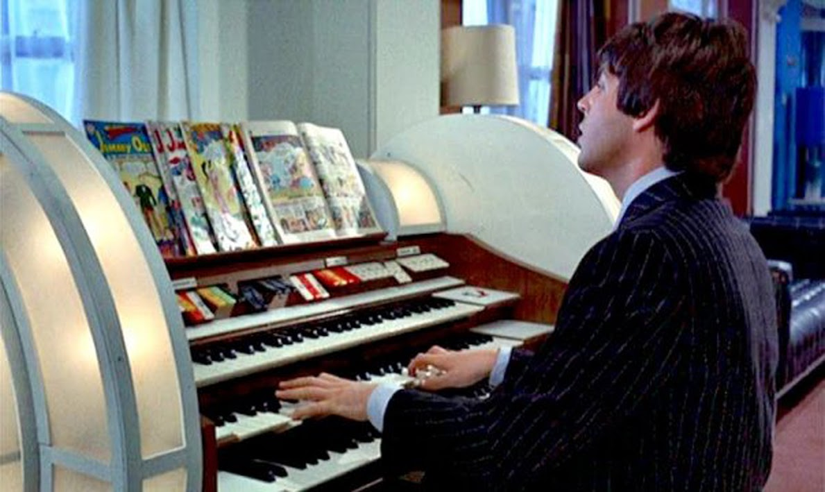 「paul mccartney  organ」の画像検索結果