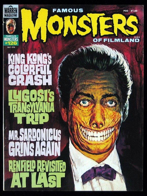 Famous Monsters 126