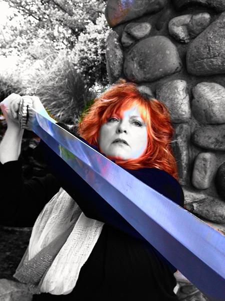 Gail Simone, Ginger Goddess.