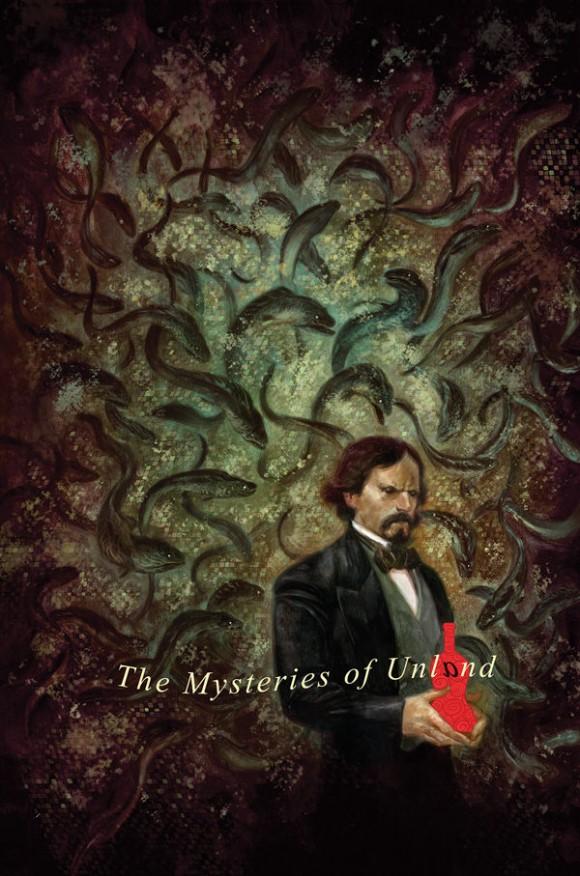 Cover art by Julián Totino Tedesco