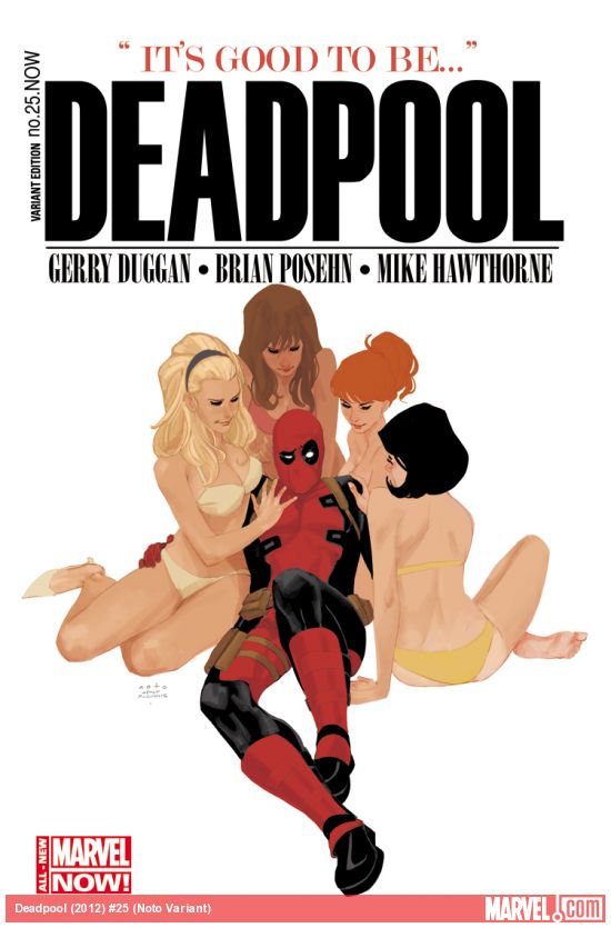 Phil Noto, hands down wins the week.