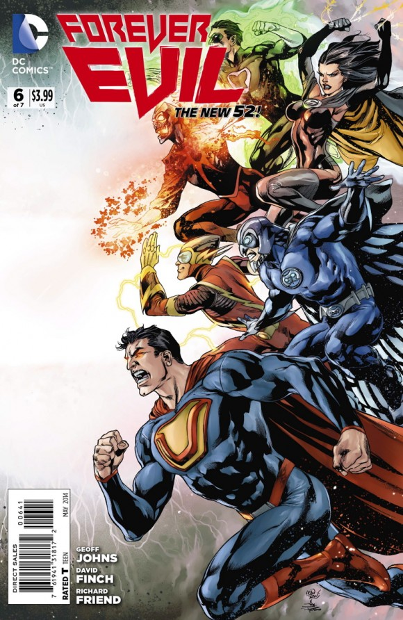 Not a huge fan of this. But it's the Crime Syndicate, so ...