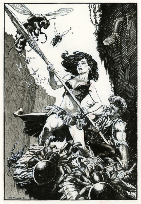 Copyright © Mark Schultz 2014