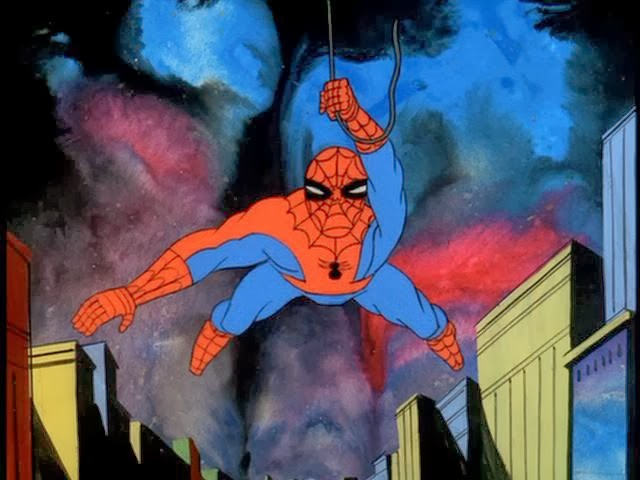 The 67 Spider Man Cartoon Has More Going For It Than You